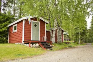 Stuga's in Zweden