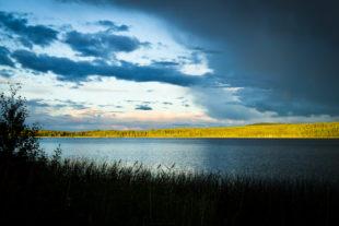Mini camping in Zweden