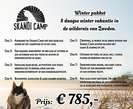 Winter Skandi Camp